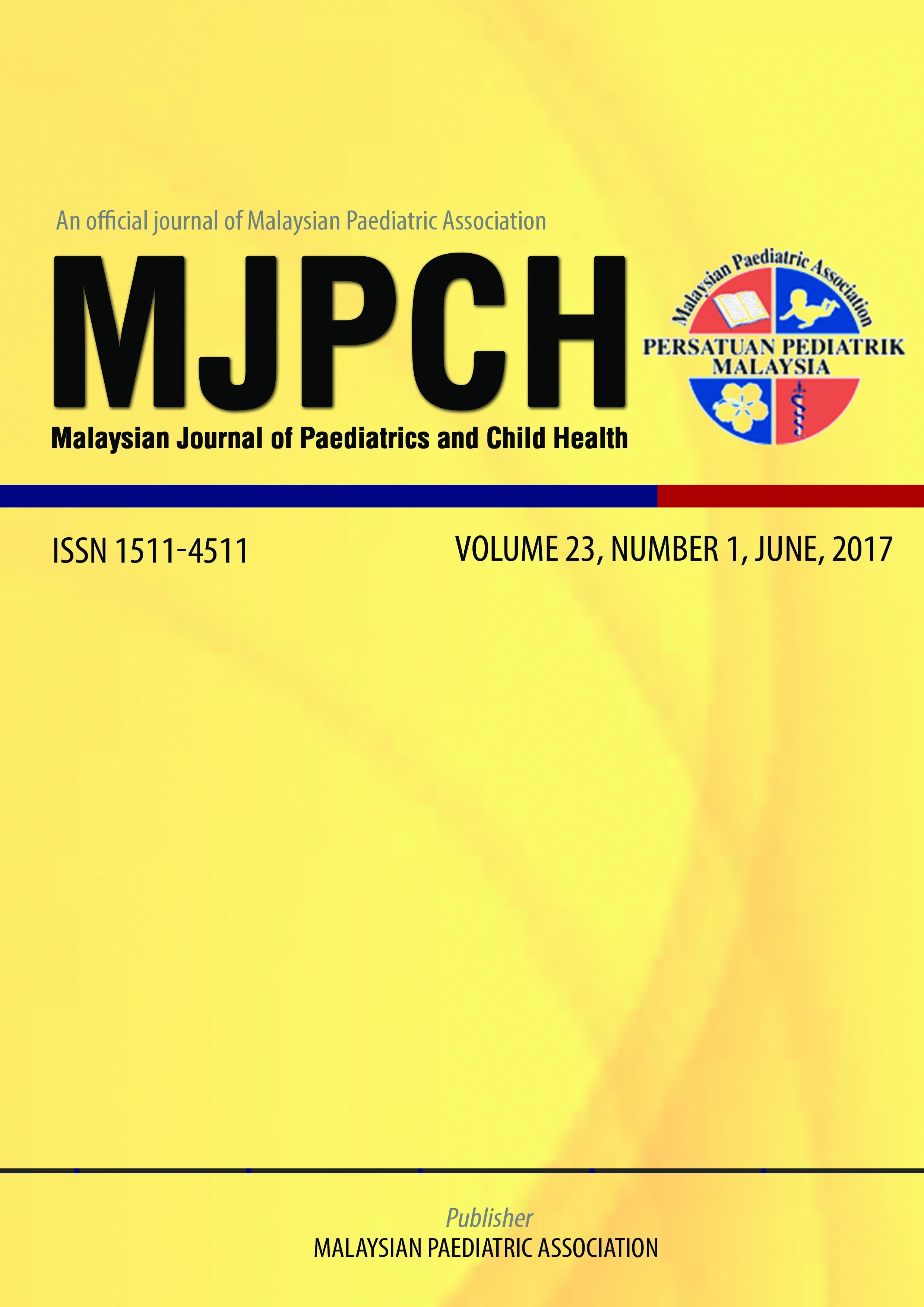 View Vol. 23 No. 1 (2017): June 2017